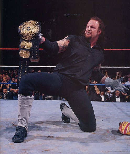 Wrestler The Undertaker